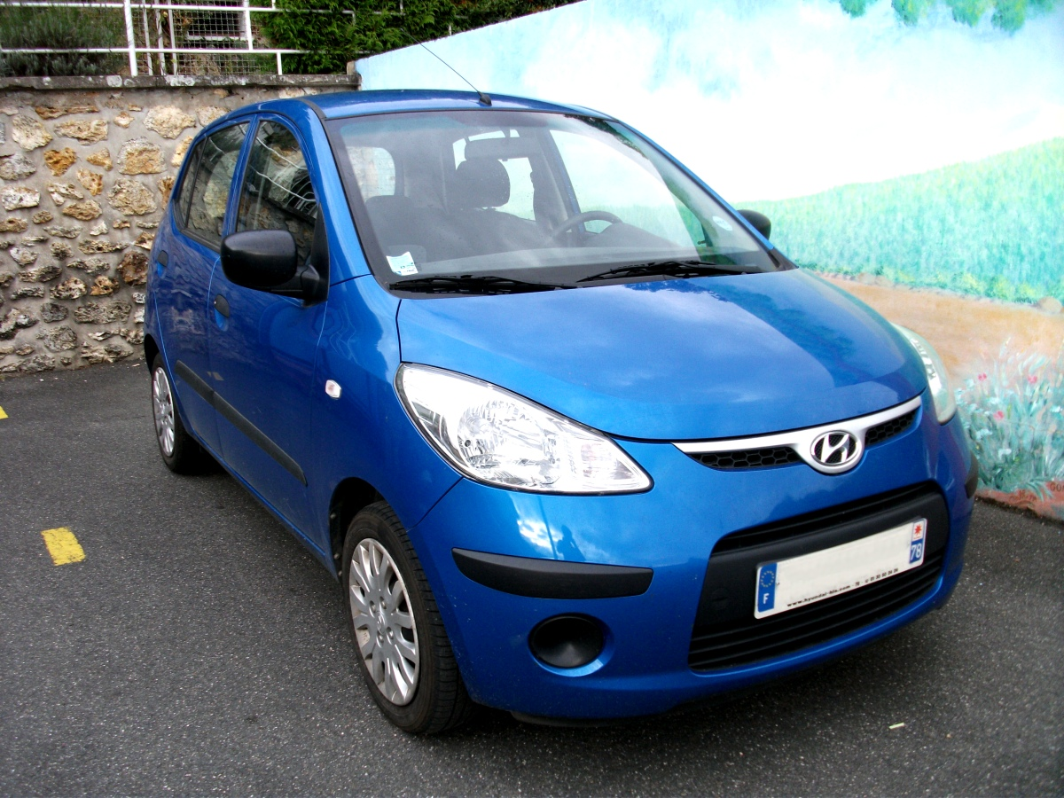 The old (2008) Hyundai i10, the ideal small car? | JustDrive There