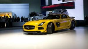 SLS SMG Blackseries