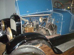 Galt Gas Electric engine
