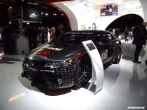 2013 Kia Koup racing version