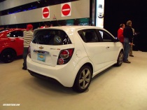 Chevrolet Sonic RS Turbo