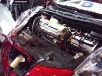 "Nissan Leaf ""engine"""