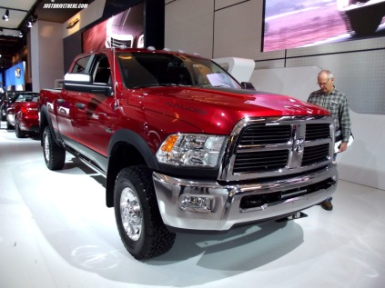 Dodge Ram Power Wagon