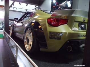 Scion FRS Drift car