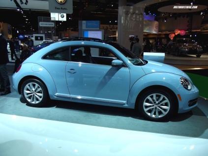 2013 New Beetle