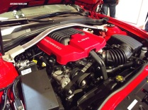 Camaro ZL1 LSA engine