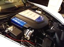 2013 Corvette ZR1 LS9 engine