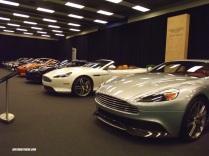 Aston Martins