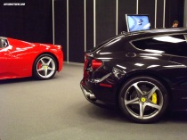 Ferrari FF and 458