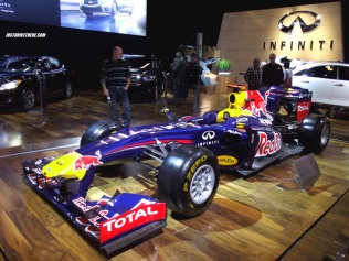 Infiniti Red Bull F1