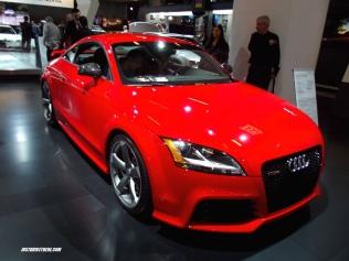 2013 Audi TTRS