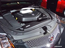 2013 Cadillac CTS-V engine