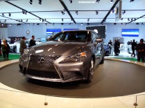 2013 Lexus IS350