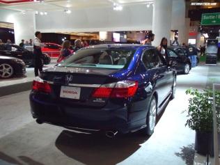 2013 Honda Accord V6