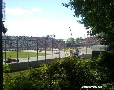 Formula 1600, Sunday