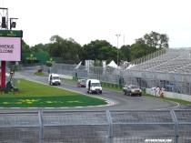 Track preparation
