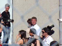 It's David Coulthard