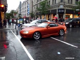 Custom Toyota Supra