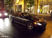 Maserati Gran Turismo MC Stradale cabriolet!