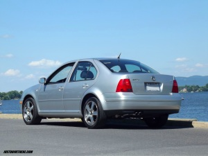2003 VW Jetta VR6 GLI