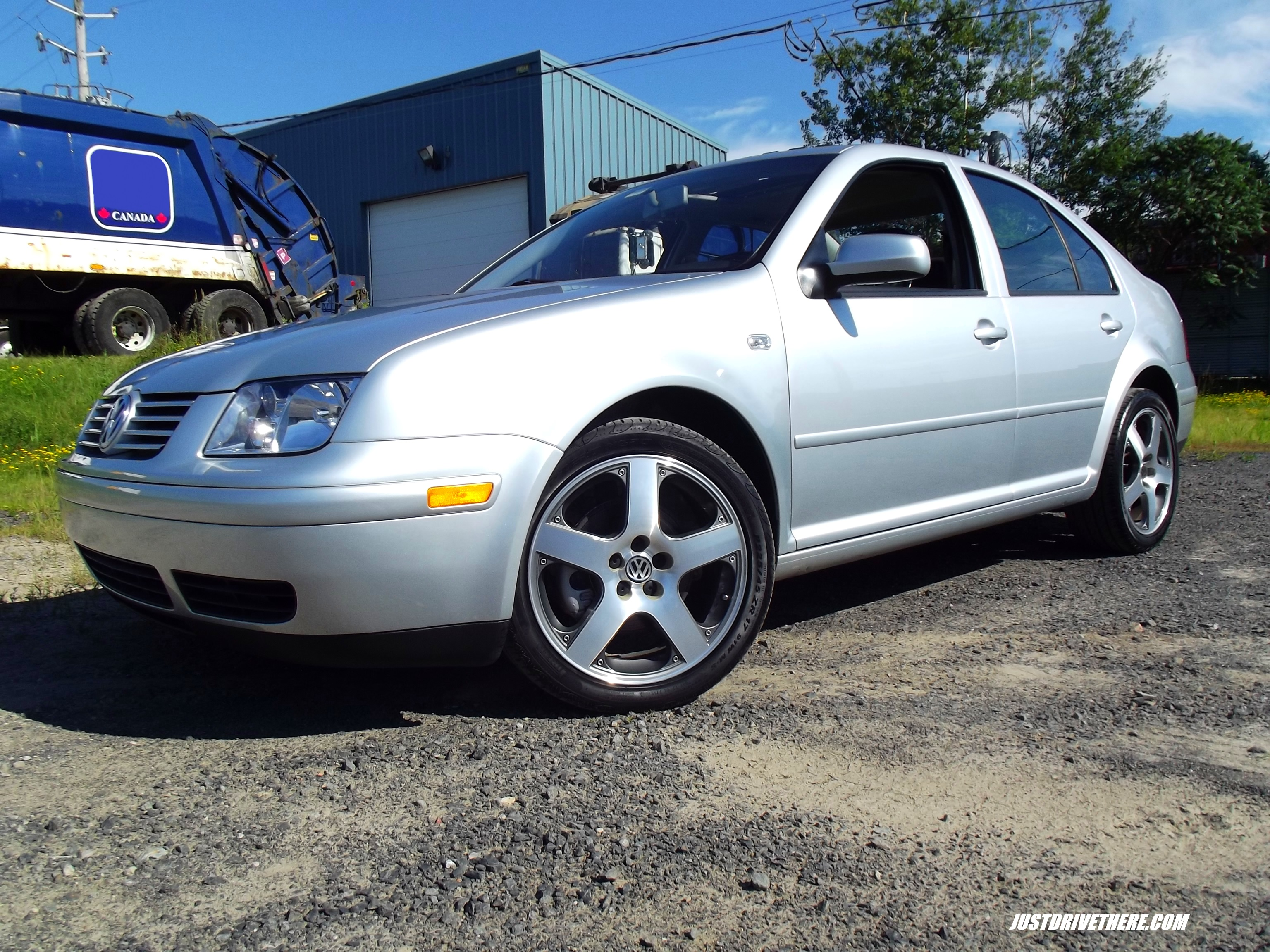 The Ideal Sleeper 2003 Volkswagen Jetta Bora Vr6 Gli