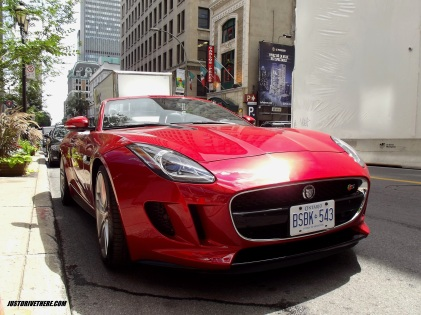 Jaguar F-Type V8S