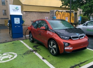 Fast-charging the i3