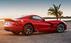 Dodge Viper - rear