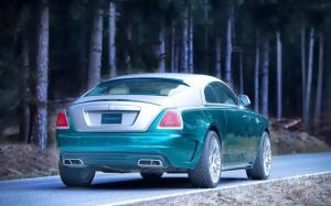 Rolls Royce Wraith - Rear