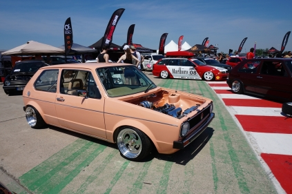 Modified Mk1 Golf/Rabbit