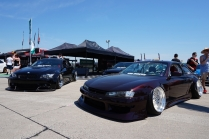Stanced Nissan Silvia
