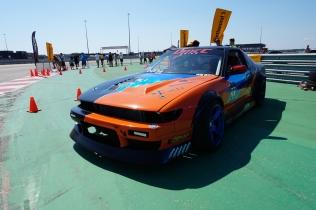 Drift Nissan Silvia