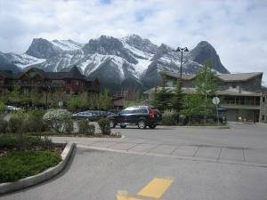 CT Parking Lot Camrose