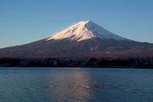 Mount Fuji, what could be the link with my car?