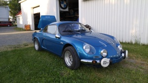 Mexican Alpine A110 1600S