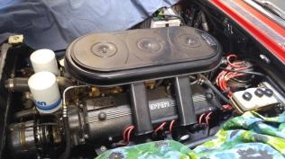 Old Ferrari V12
