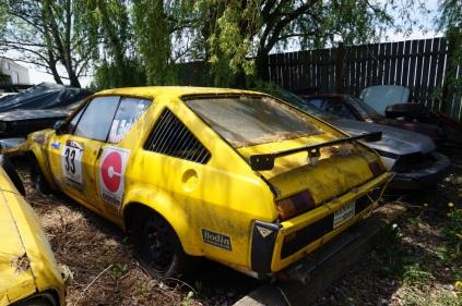 Renault 15 racecar