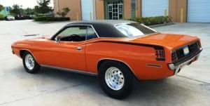 1970 Plymouth 'Cuda 440