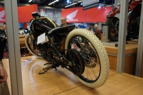 Custom Indian Motorcycle