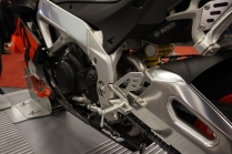 Some of the details are just superb (Aprilia)