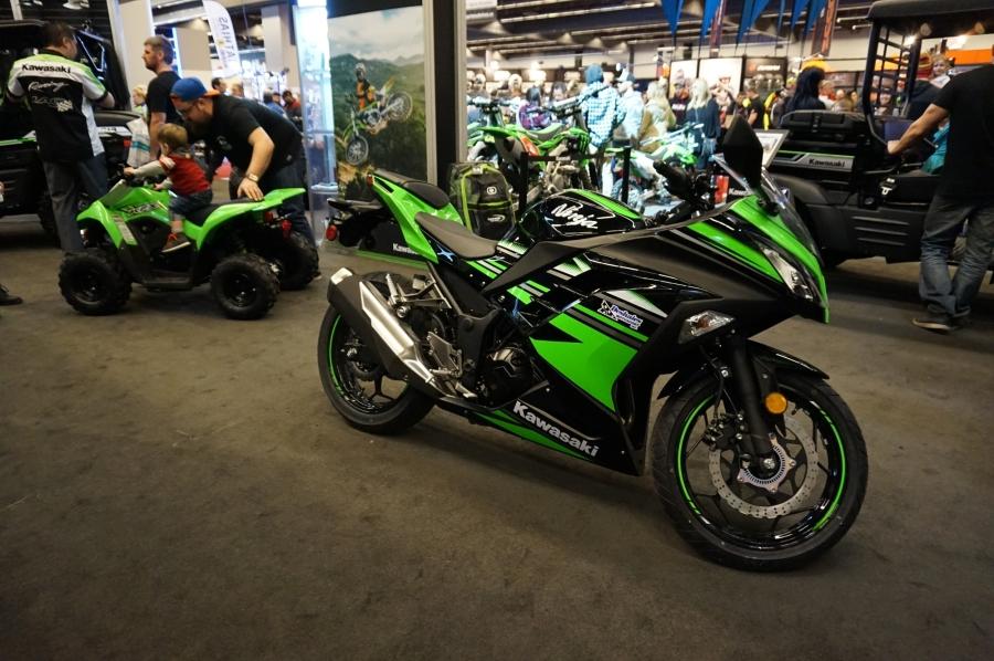 Modern Kawasaki