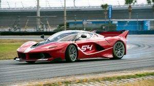 First episode: The Ferrari Fxx K